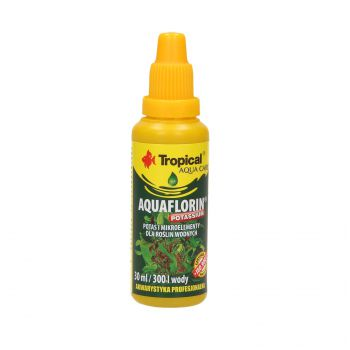 TROPICAL AQUAFLORIN POTASSIUM 30ML   33041