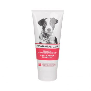 FRONTLINE PET CARE SHAMPOO PUPPY&KITTEN 200 ML