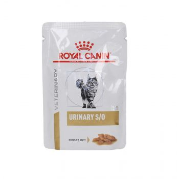 ROYAL CANIN CAT URINARY KĘSY W SOSIE 85 G SASZETKA