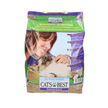 CATS BEST SMART PELLETS (NATURE GOLD) 20L