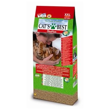 CATS BEST ORIGINAL (ECO PLUS) 40L