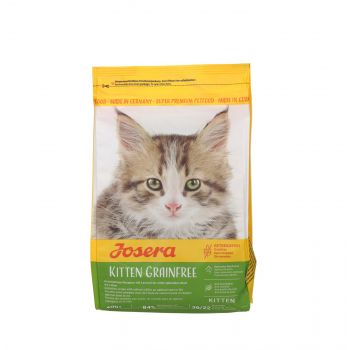 JOSERA CAT KITTEN GRAINFREE 400G