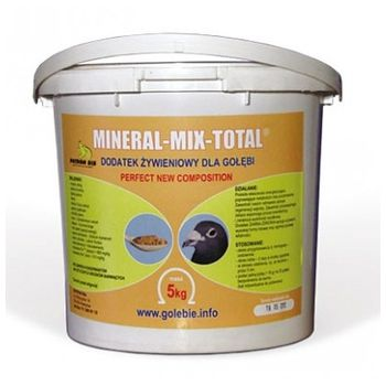 PATRON MINERAL MIX TOTAL 5 KG WIADRO