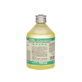 STERIL VIT AD3E 100 ML