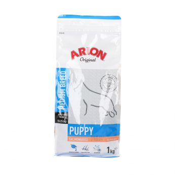 ARION ORIGINAL PUPPY MEDIUM SALMON & RICE 1 KG
