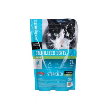ARION ORIGINAL CAT STERILISED CHICKEN 300G