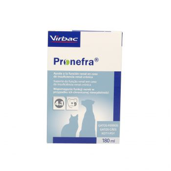 PRONEFRA 180 ML PIES,KOT