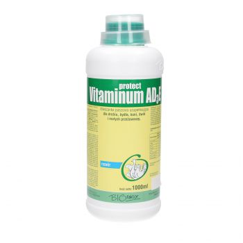 VITAMINUM AD3E 1000 ML BIOFAKTOR