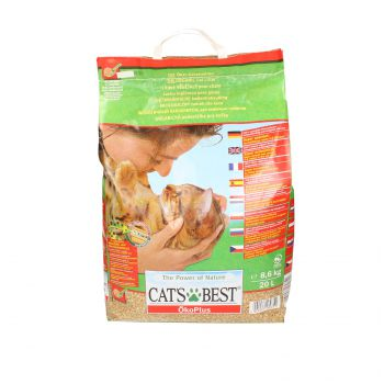 CATS BEST ORIGINAL (ECO PLUS) 20L