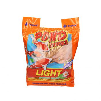TROPICAL POND STICKS LIGHT 10L (1,1KG) WOREK  40338