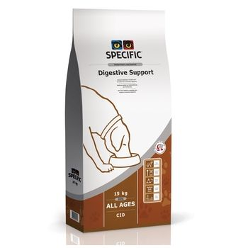 SPECIFIC CID DIGESTIVE SUPPORT 15 KG