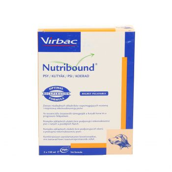 NUTRIBOUND PIES 3 X 150 ML