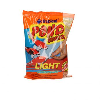 TROPICAL POND STICKS LIGHT 1L (90G) WOREK  40334
