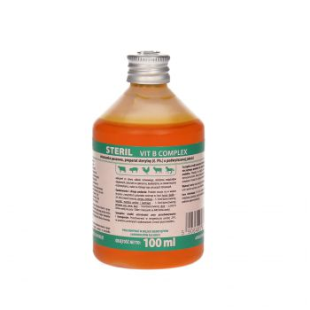 STERIL VIT B COMPLEX 100 ML