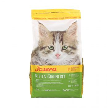 JOSERA CAT KITTEN GRAINFREE 2KG