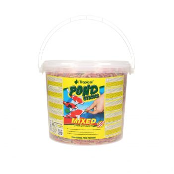 TROPICAL POND STICKS MIXED 5L (450G) WIADRO  40317