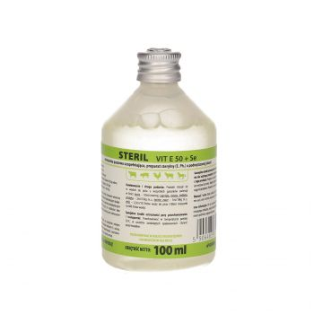 STERIL VIT E 50+SE 100 ML