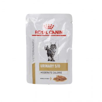 ROYAL CANIN CAT URINARY MODERATE CALORIE 85 G SASZETKA