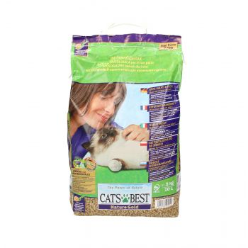 CATS BEST SMART PELLETS (NATURE GOLD) 10L