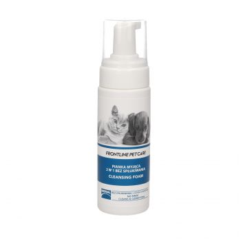 FRONTLINE PET CARE CLEANSING FOAM 150 ML
