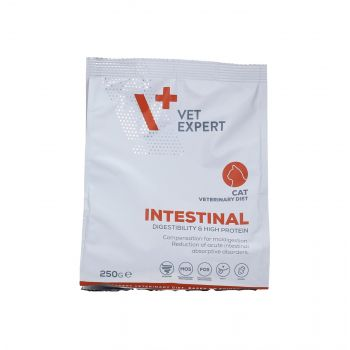 4T VETERINARY DIET CAT INTESTINAL 250 G