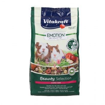 VITAKRAFT EMOTION BEAUTY 600G KARMA DLA ŚWINKI JUNIOR 2533752