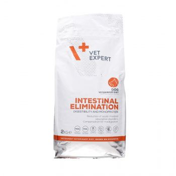 4T VETERINARY DIET DOG INTESTINAL ELIMINATION 2 KG