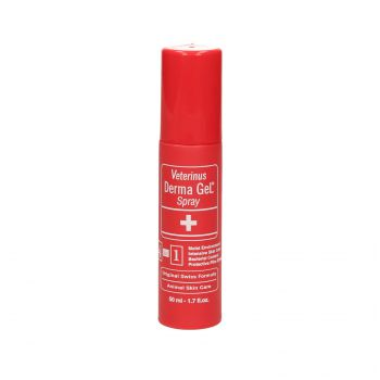 VETERINUS DERMA GEL 50 ML SPRAY