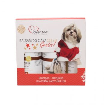 OVER ZOO ZESTAW SHIH TZU+ BALSAM 125ML