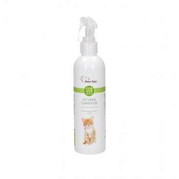 OVER ZOO URINE CAT ELIMINATOR 250ML
