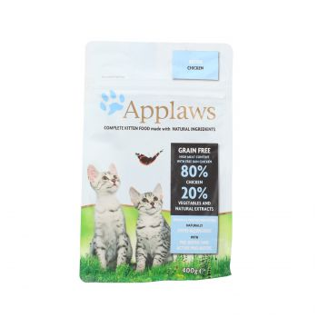 APPLAWS SUCHA KOT 400G KITTEN