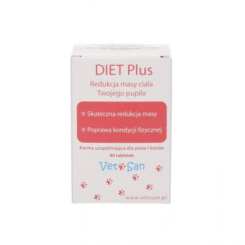 VETOSAN DIET PLUS 90 TB.