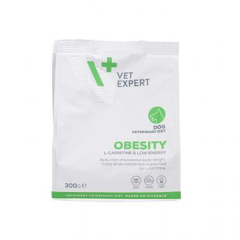 4T VETERINARY DIET DOG OBESITY 300 G