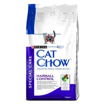 CAT CHOW SPECIAL CARE HC 15KG 12251718