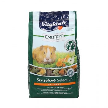 VITAKRAFT EMOTION SENSITIVE 600G KARMA DLA ŚWINKI 2533768