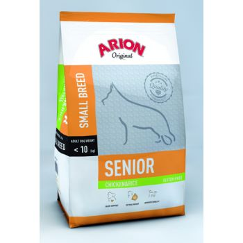 ARION ORIGINAL SENIOR SMALL CHICKEN & RICE 3 KG