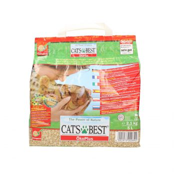 CATS BEST ORIGINAL (ECO PLUS) 5L