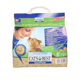 CATS BEST SENSITIVE (GREEN POWER) 8L