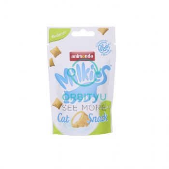 ANIMONDA PRZYSMAK DLA KOTA MILKIES CRUNCHY PILLOWS BALANCE 30 G 83118