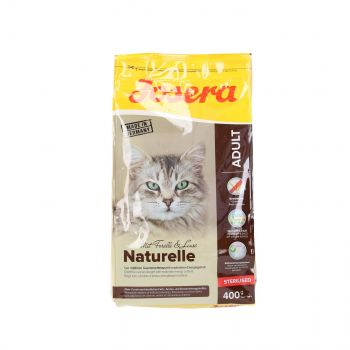 JOSERA CAT NATURELLE 400G