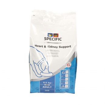 SPECIFIC CKD HEART & KIDNEY SUPPORT  6,5 KG