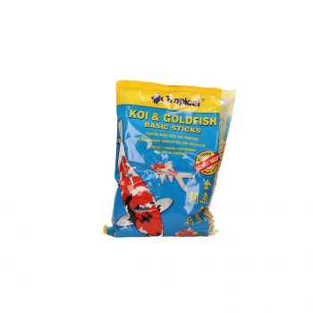 TROPICAL KOI&GOLDFISH BASIC STICKS 1L (90G) WOREK  40374
