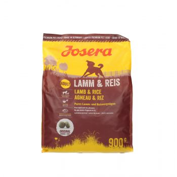 JOSERA DOG LAMB&RICE 900G