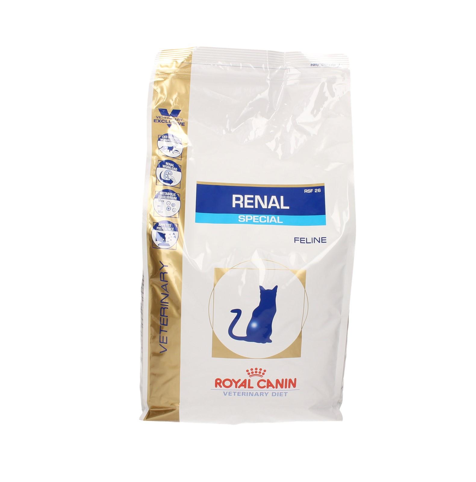 royal canin cat renal special 4 kg karmy kot. Black Bedroom Furniture Sets. Home Design Ideas